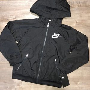 NWT Nike Kids jacket size 7